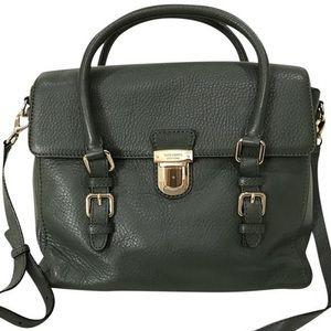 Kate Spade London leather satchel
